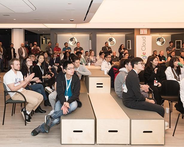 ELC Hosts First-Ever Hackathon at LIC Technology Hub – The Estée
